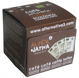 Café soluble liofilizado - Alternativa3