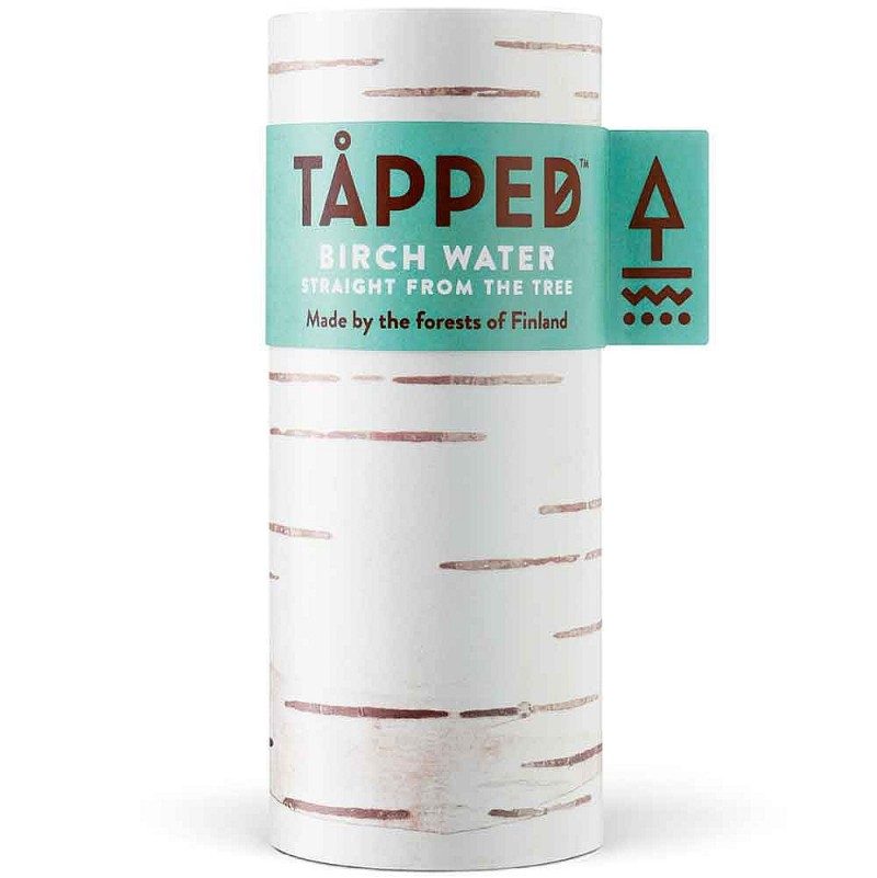 Savia de Abedul 250ml - Tapped