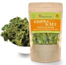 Chips de Kale Sweet Mustard 30g - Natursnacks