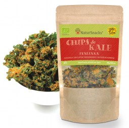 Chips de Kale Italiana 30g - Natursnacks