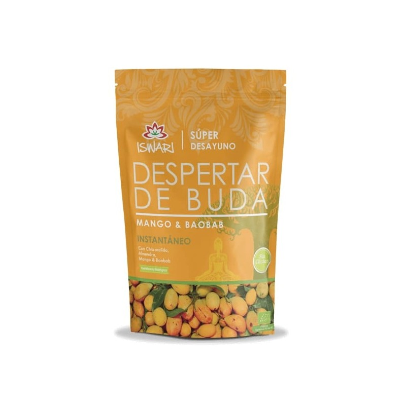 Despertar del Buda Mango & Baobab 360g - Iswari