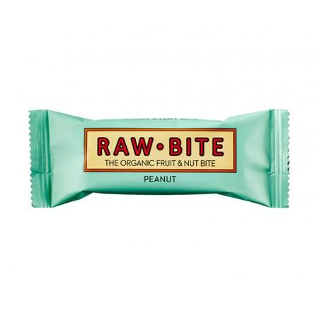 Barrita de Cacahuetes 50g - Raw Bite