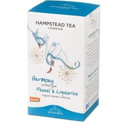 Infusion Orgánica con Hinojo y Regaliz - Hampstead Tea