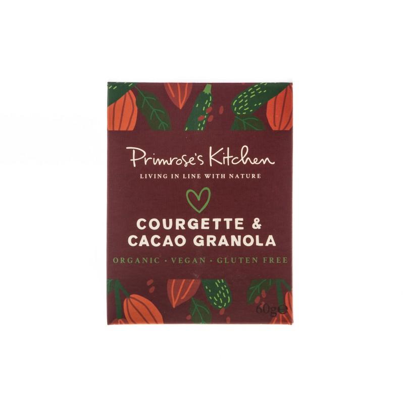 Granola de Calabacín y Cacao 60g - Primrose's Kitchen