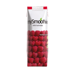 Batido de frutas con Frambuesa 250ml - MySmoothie