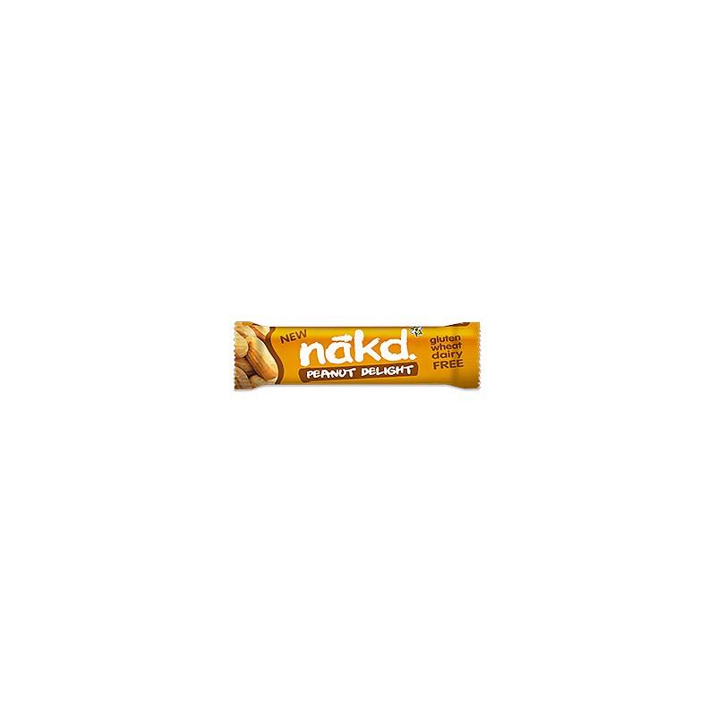 Barrita de Cacahuetes Peanut Delight 35g - Nakd