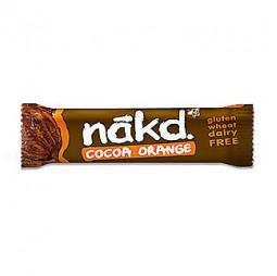 Barrita de Cacao y Naranja 30g - Nakd