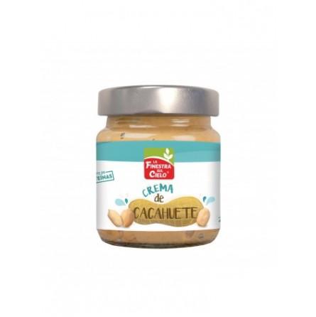 Crema de Cacahuete Smoothy 200g - La Finestra sul Cielo