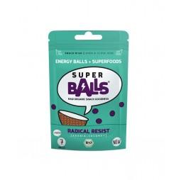 Bolitas energéticas de Aronia y Coco 48g - Super Balls