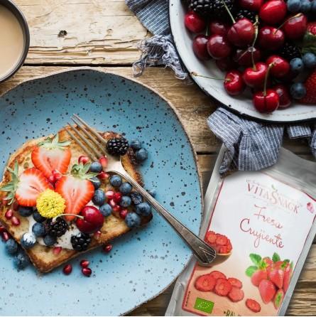 Buenas Vibras todo el Día. Pack de snacks que ayudan a elevar tu nivel de positividad y felicidad.